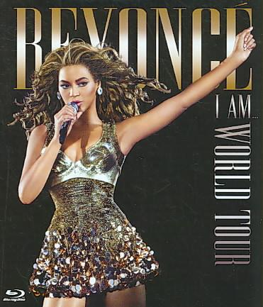 I AM WORLD TOUR BY BEYONCE (Blu-Ray)